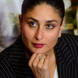 Kareena Kapoor Khan in Solitaire ring designs