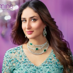 Kareena Kapoor Khan in diamond necklace designs