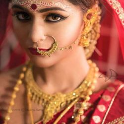 Wedding Jewellery for Bengali Bride
