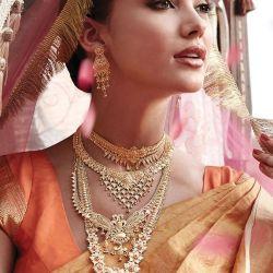 Wedding Jewellery for Bihari Bride