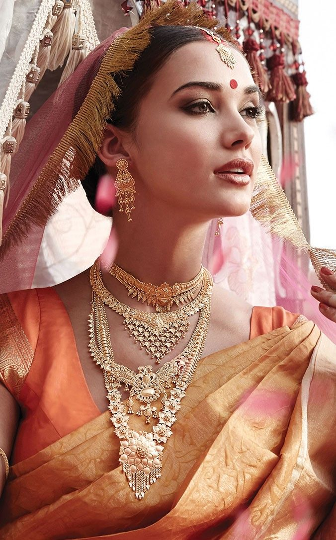 Wedding Jewellery for Bihari Bride