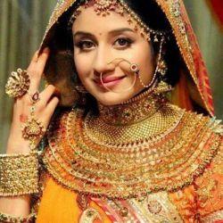 Wedding Jewellery for Rajasthani Bride