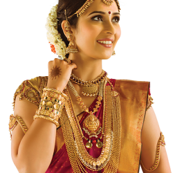 Wedding Jewellery for Kannadiga Bride