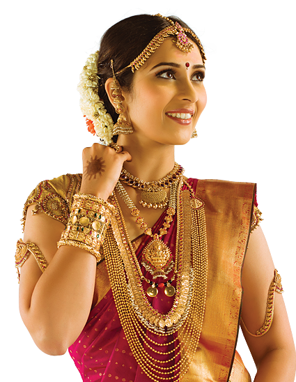 Wedding Jewellery for Kannadiga Bride