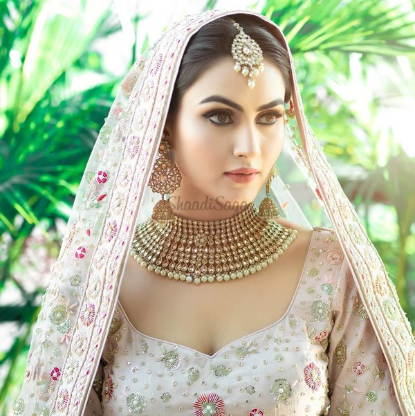 Wedding Jewellery for Sikh Bride