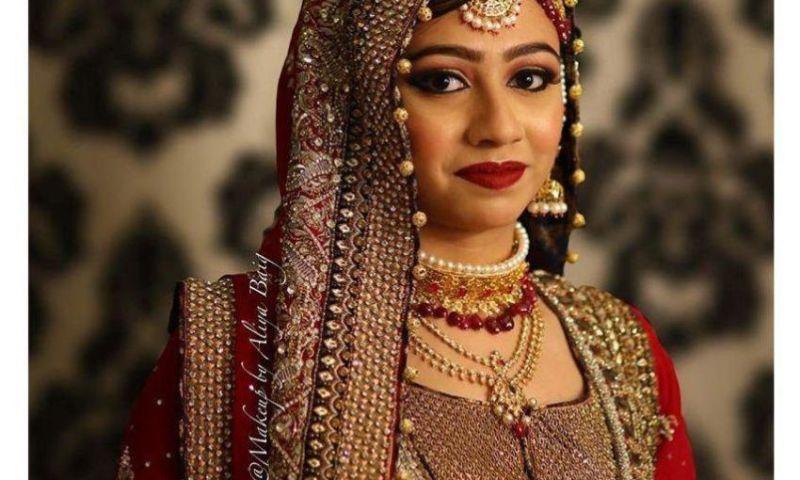 Wedding Jewellery for Hyderabadi Bride