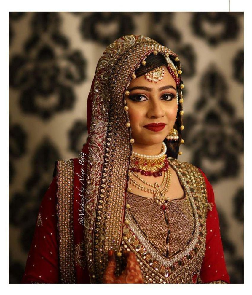 Wedding Jewellery for Hyderabadi Bride