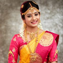 Wedding Jewellery for Tamil Bride