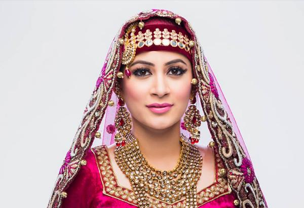Wedding Jewellery for Kashmiri Bride