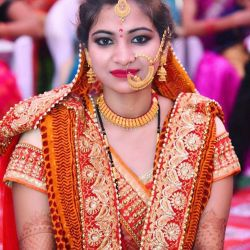Wedding Jewellery for Pahari Bride
