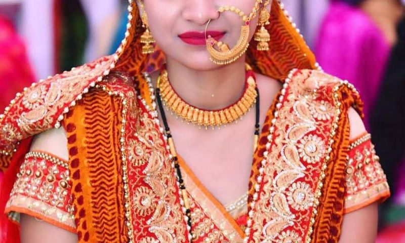 Wedding Jewellery for Pahari Bride