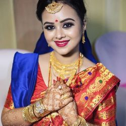 Wedding Jewellery for Assamese Bride