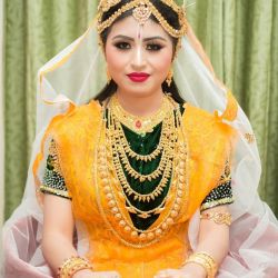 Wedding Jewellery for Manipuri Bride
