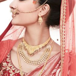 Wedding Jewellery for Odiya Bride